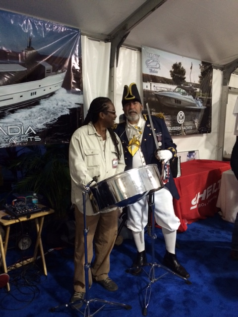 Boat Show, Palm Beach